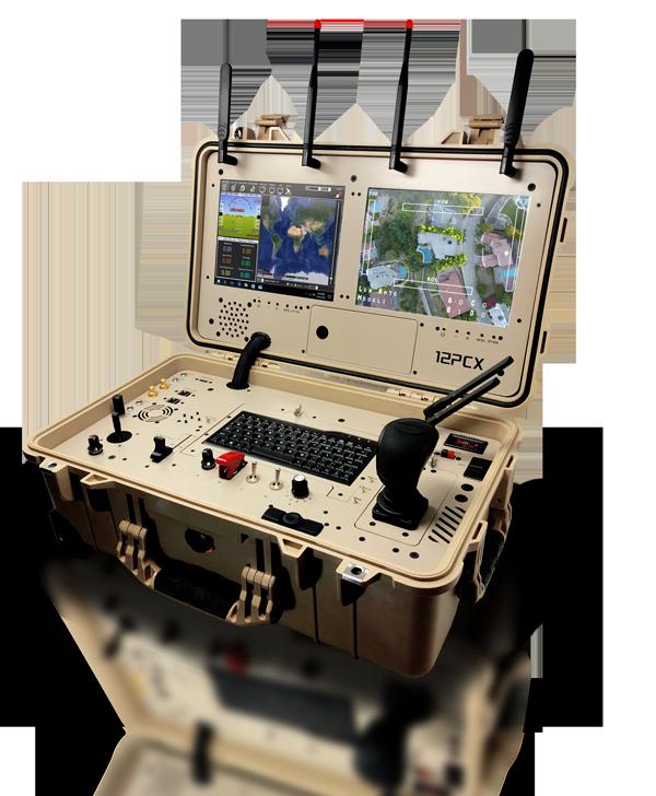 Desert Rotor | Portable UAV Flight Control Station | Drone Ground