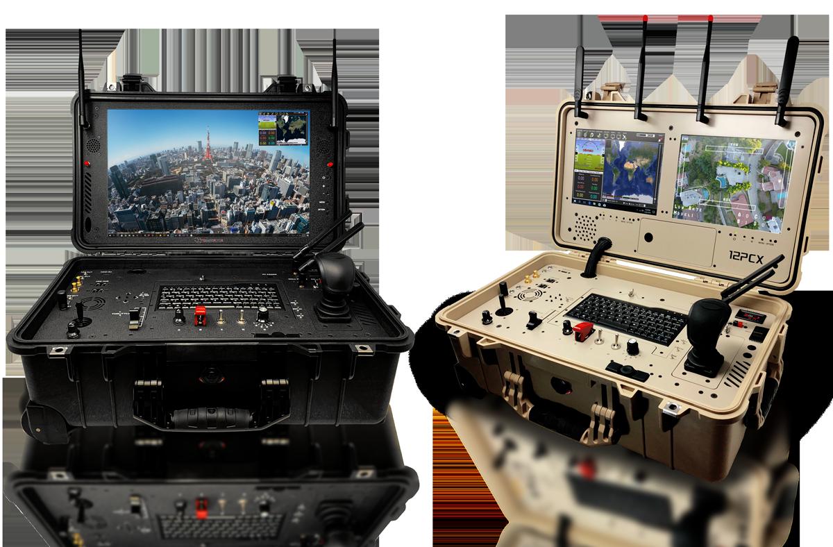 drone control units